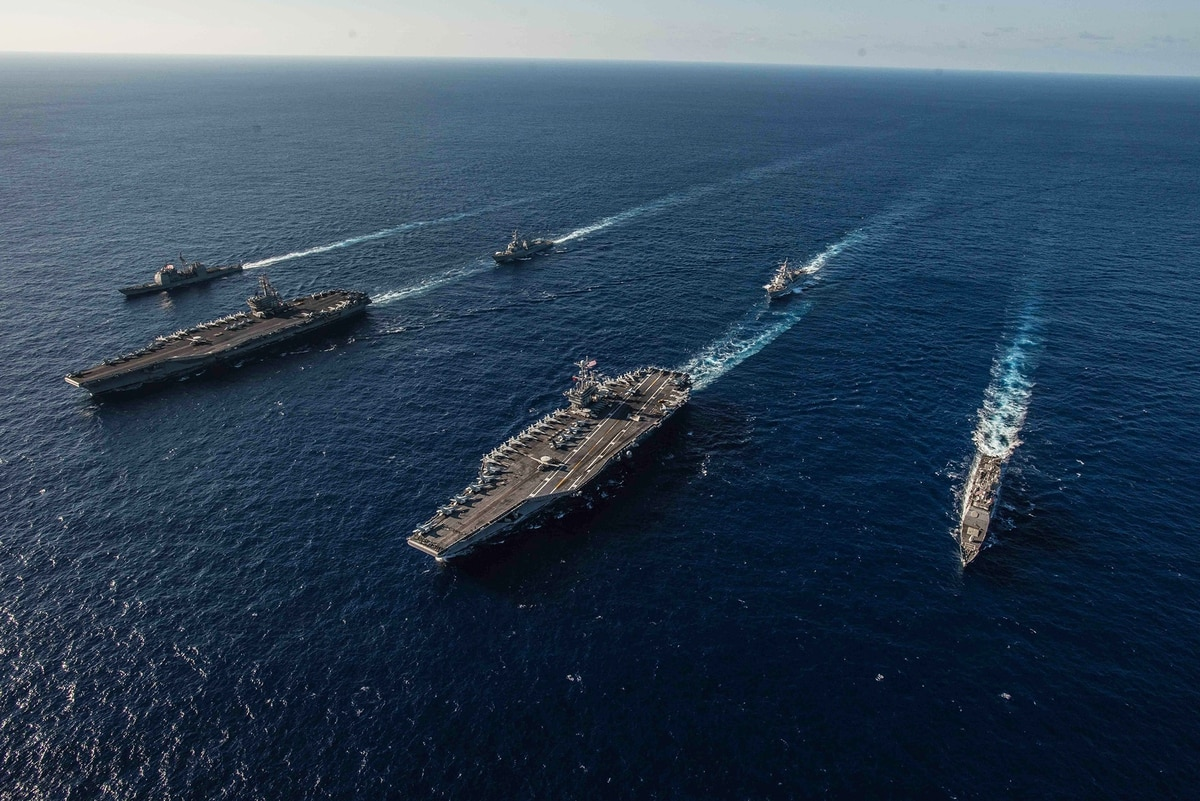 We'll see how frightened America is' — Chinese admiral says sinking