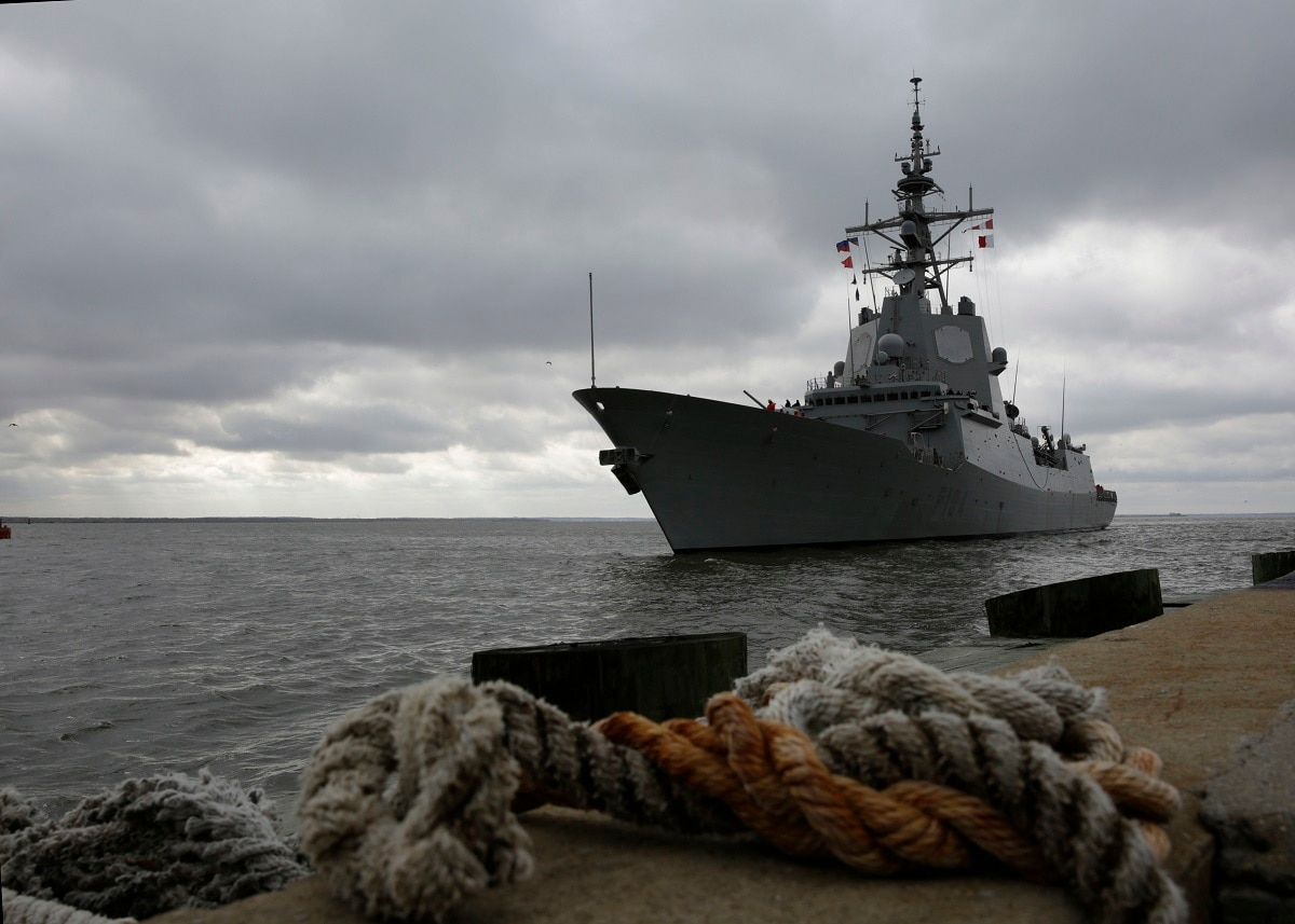 The US Navy is planning for its new frigate to be a workhorse