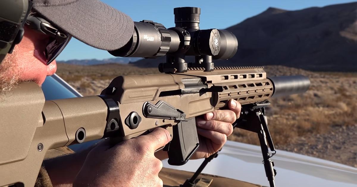 Arsenal announces ultra-modern Kalashnikov - AK-20