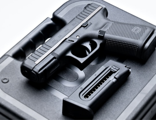 December 10, 2019 - Glock introduced the new Glock 44 .22 LR.