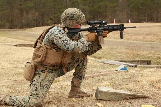 (Marine Corps photo)