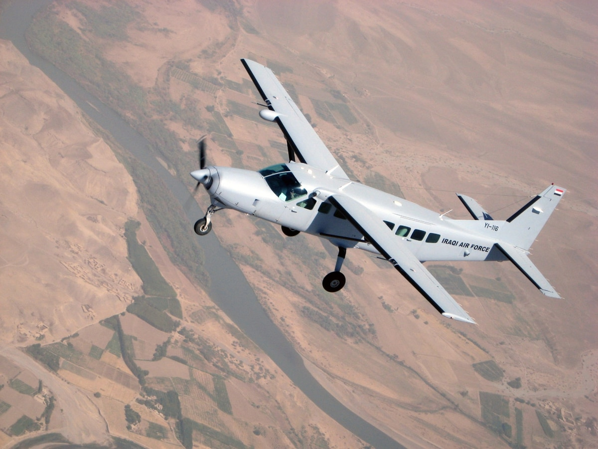 Philippines to receive US Cessna aircraft with ISR capability