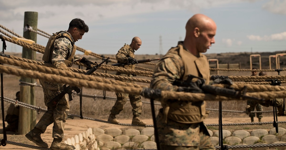 A new PFT?: Why the Corps might adopt the Royal Marines' fitness tests