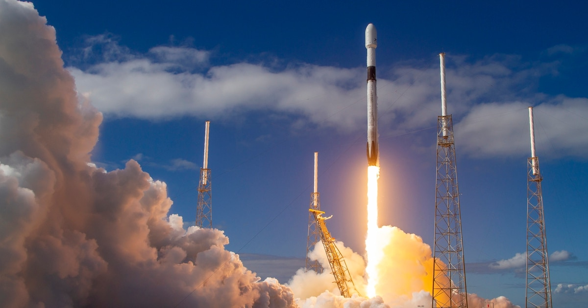 FAA and Air Force sign agreement on commercial launches from Space Force bases
