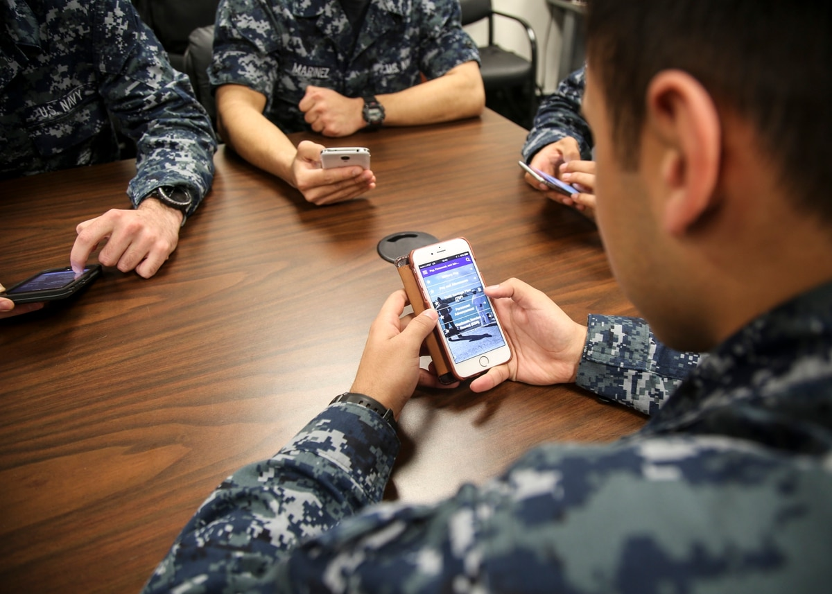 Navy launches a \'locker\' app that houses all your Navy apps in one place