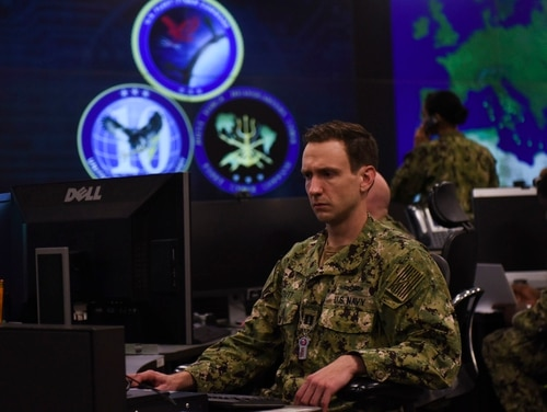 The first draft of the annual House defense authorization bill has several provisions aimed at understanding DoD's new cyber posture.(MC1 Samuel Souvannason/Navy)