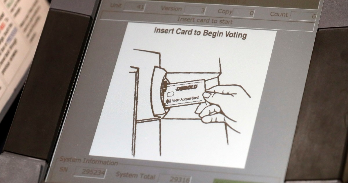 Flipboard Arms Control Election Security Could Come Up