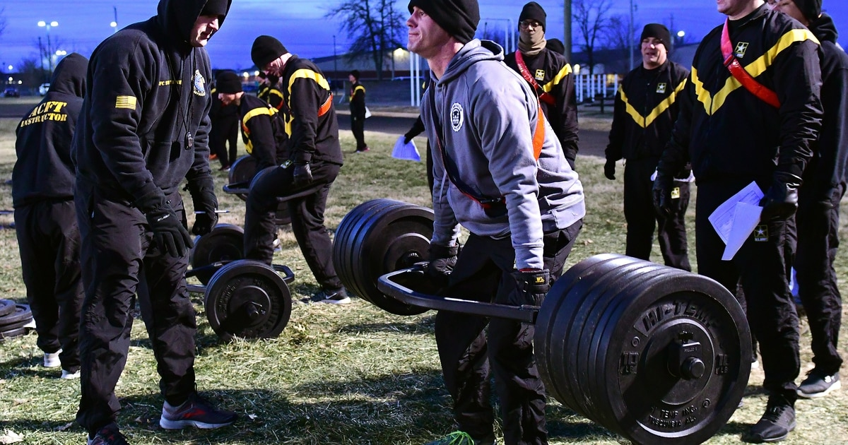 As ACFT rollout nears, leaders talk preparation, test difficulty and