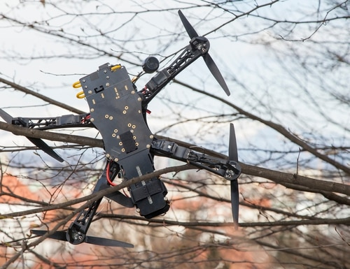ELTA North America has been contracted to provide USSTRATCOM with mechanisms to counter unmanned aerial systems. (PeterTG/Getty Images)