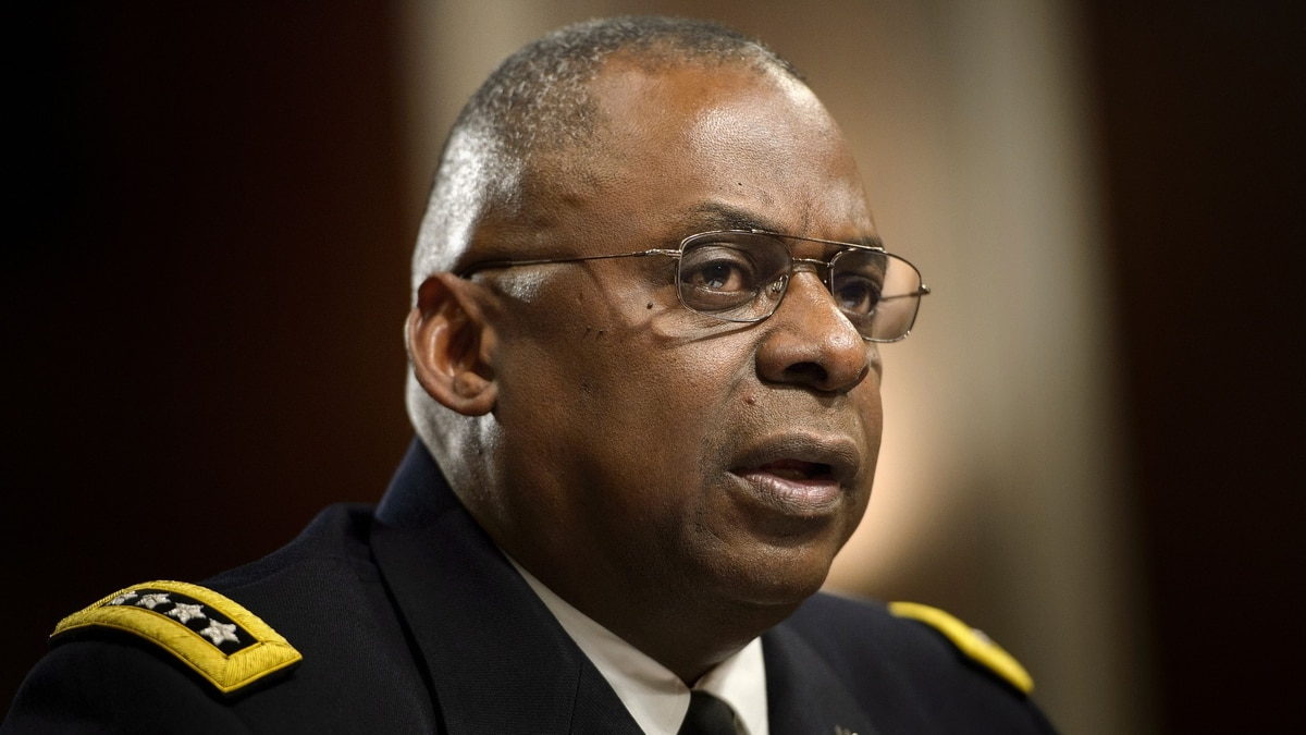 Biden Picks Lloyd Austin Retired Army General To Lead Pentagon