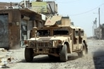 US-backed forces advance in Syria's Raqqa