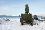 Nordic countries see Russia flex its missile muscles