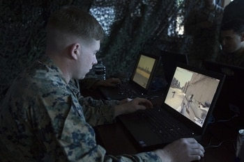 Virtual battle spaces can help rapid real-world tactical decisions