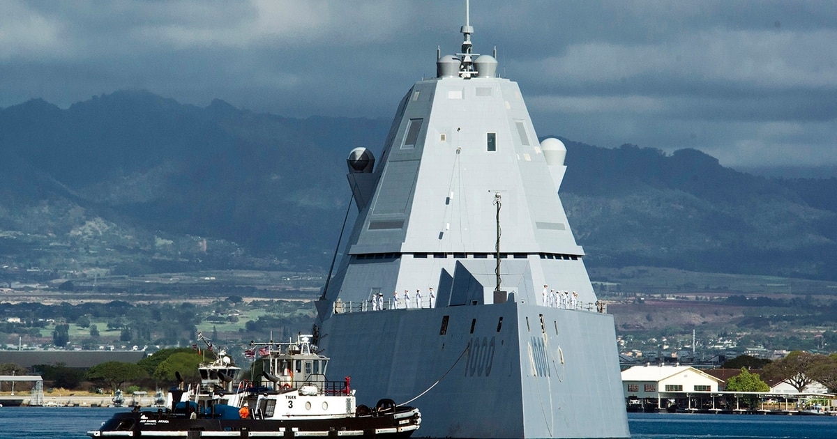 Here are the challenges involved in building the future US Navy