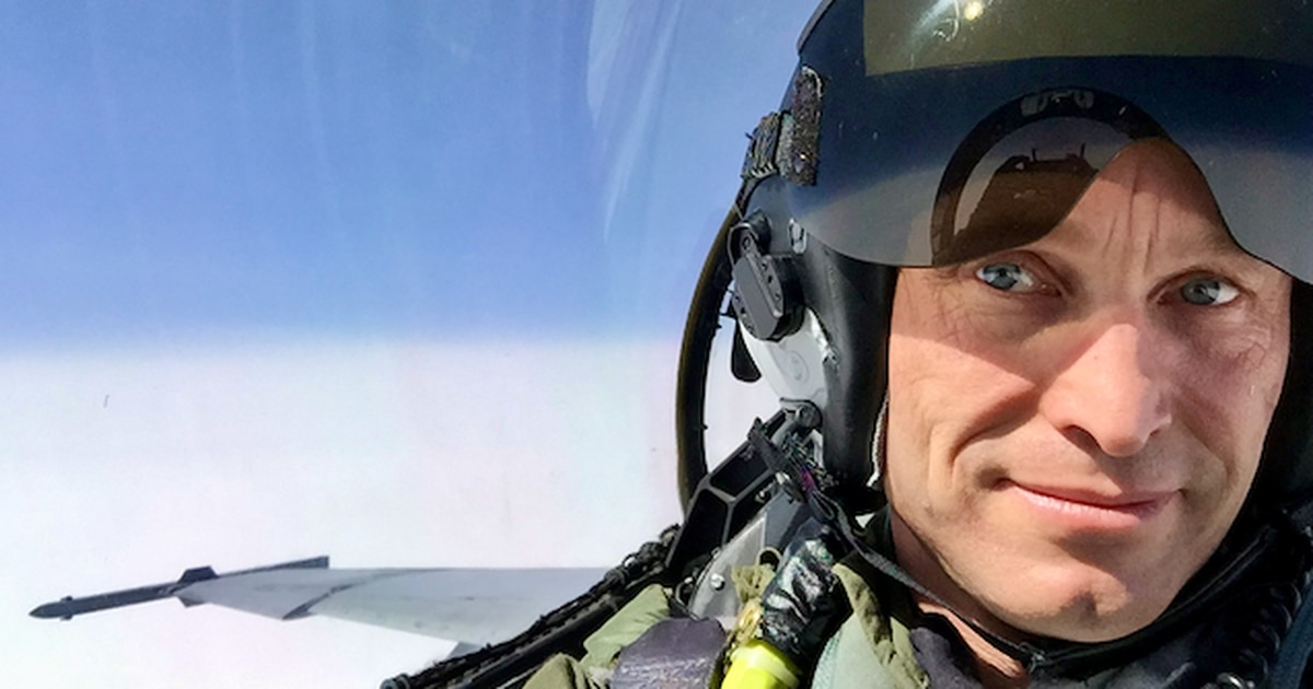 Meet the Navy pilot who's landed on six classes of US aircraft carriers