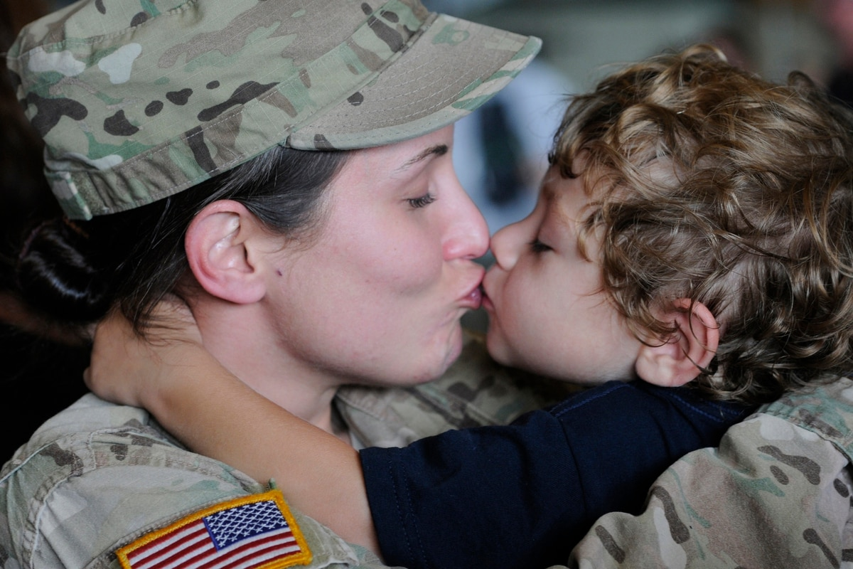 Army's new maternity leave policy is now official