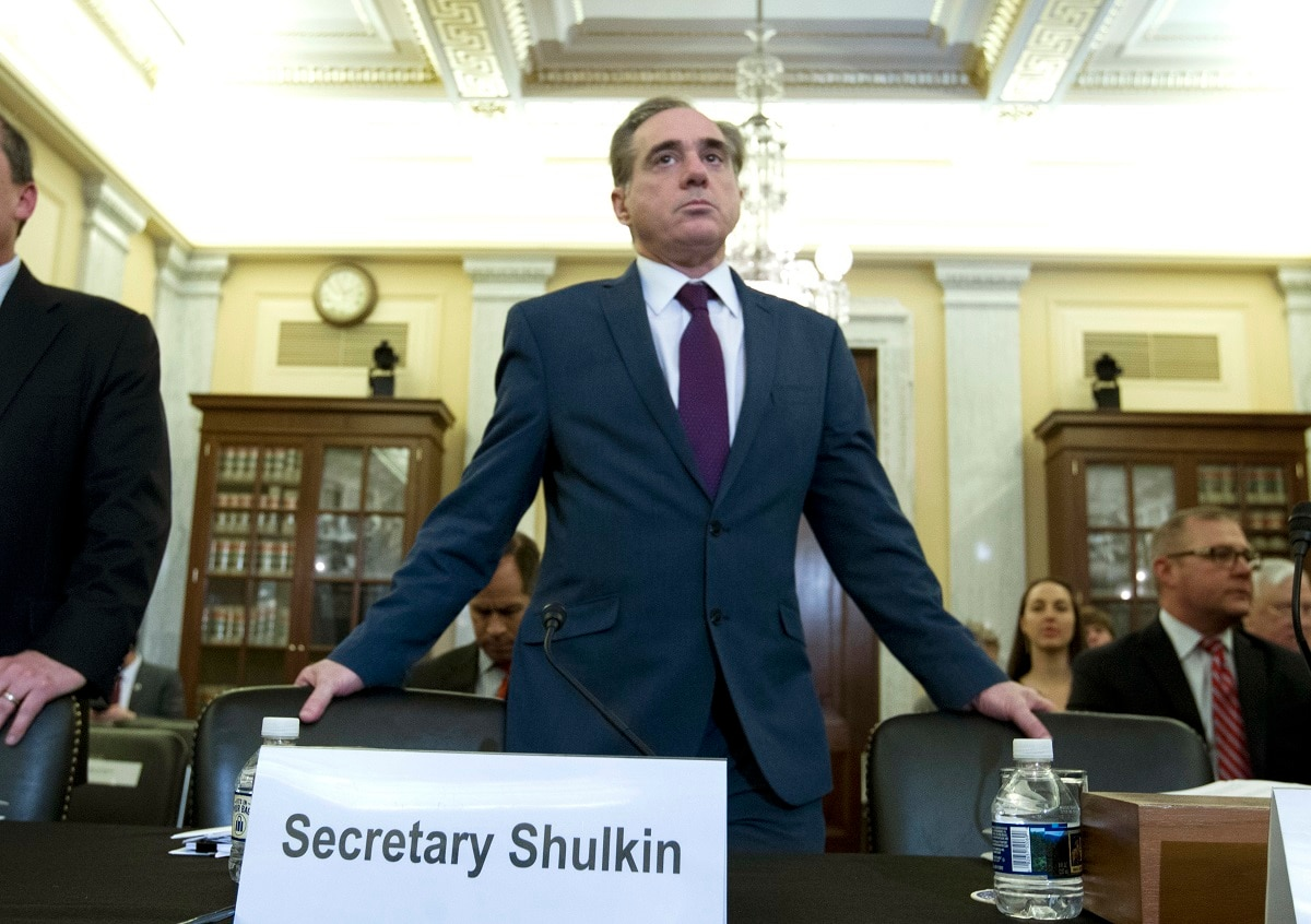 Image result for photos of shulkin