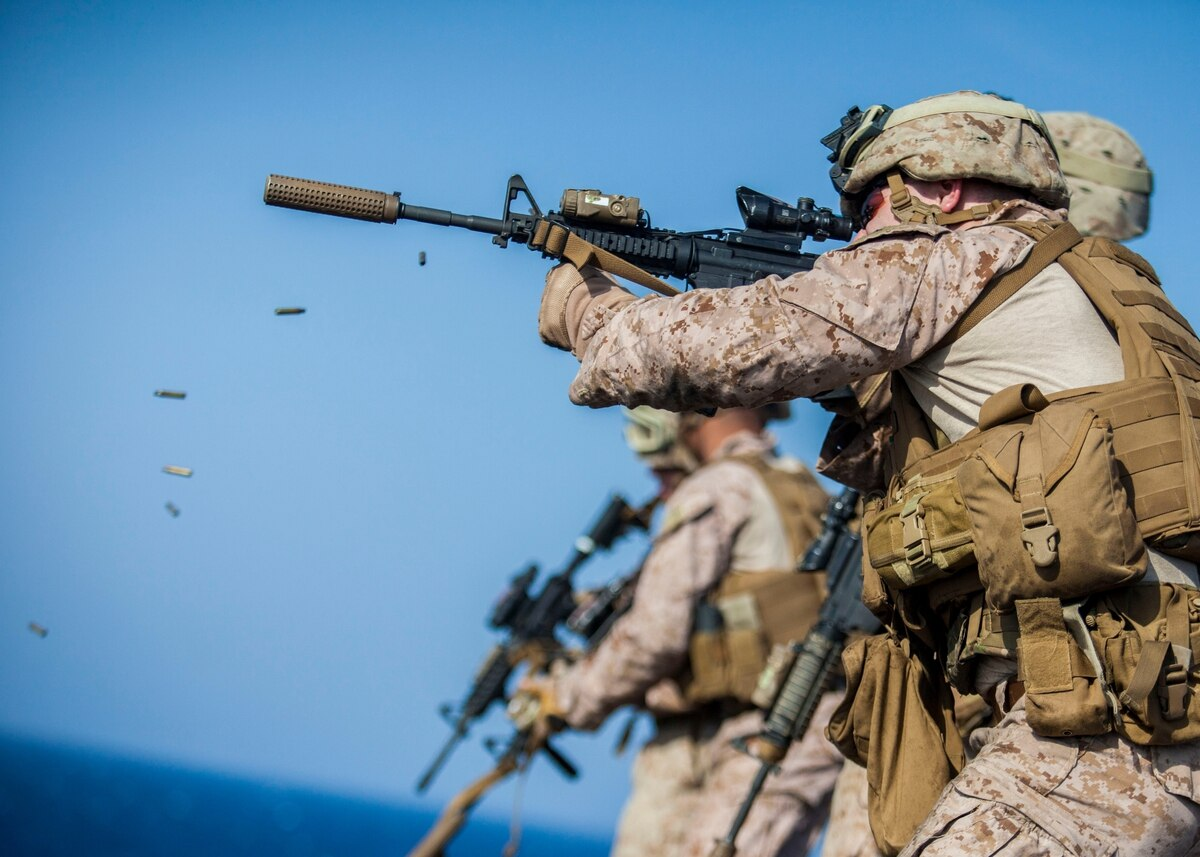 The new stealth infantry: How suppressors will change