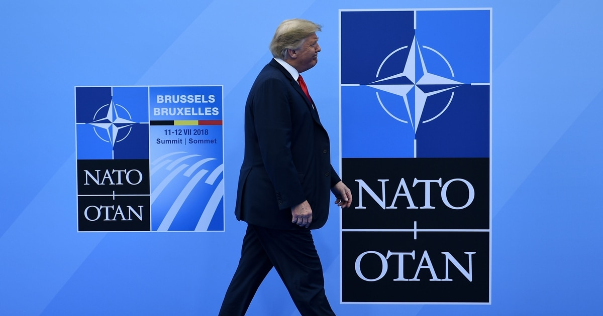 'This could get a little ugly.' What to watch for at the NATO leaders summit