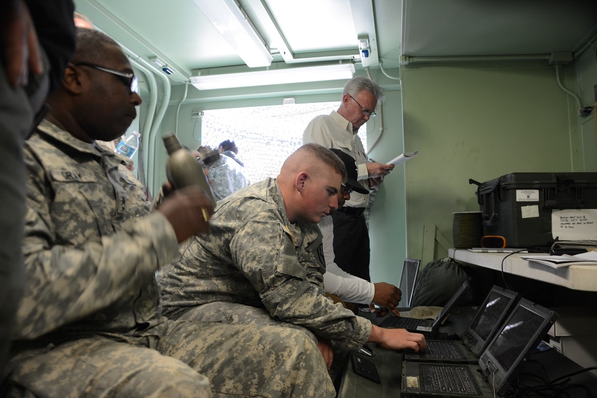 Us armys signature logistics system completes full system deployment