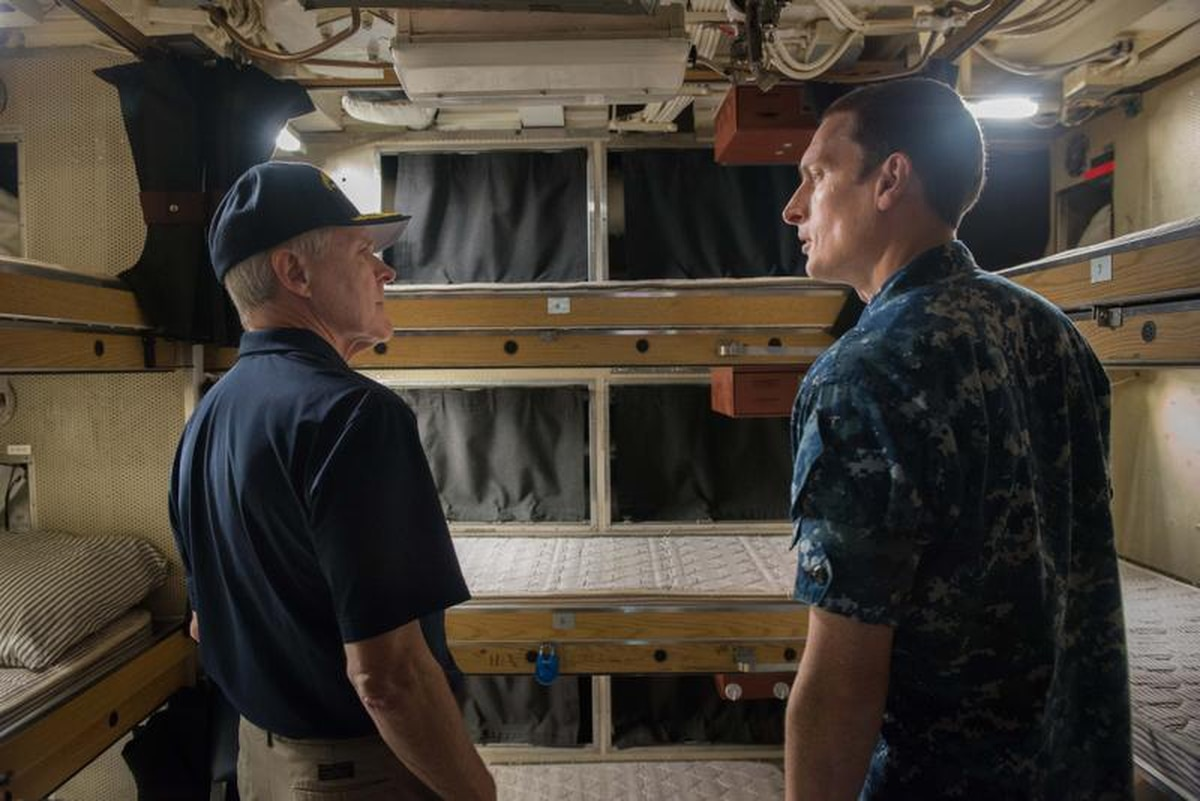 Submarine Boss Urges Better Crew Rest In The Fleet