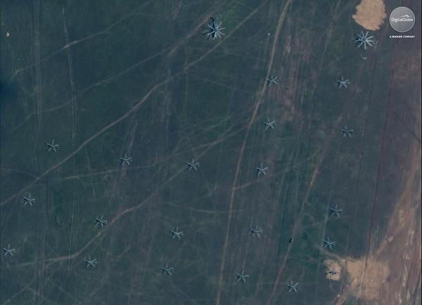 (Satellite image ©2018 DigitalGlobe, a Maxar company.)