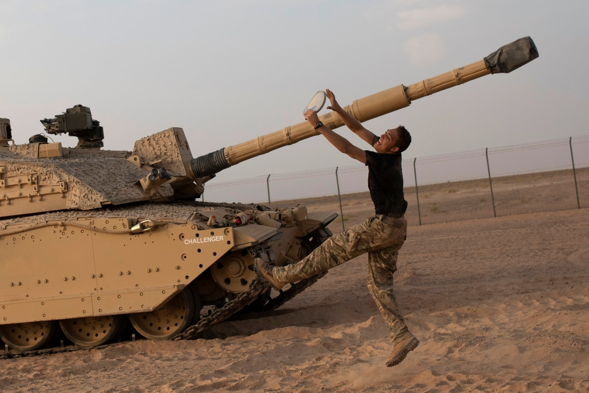 Will The Stars Finally Align To Upgrade Britain S Obsolete Tanks
