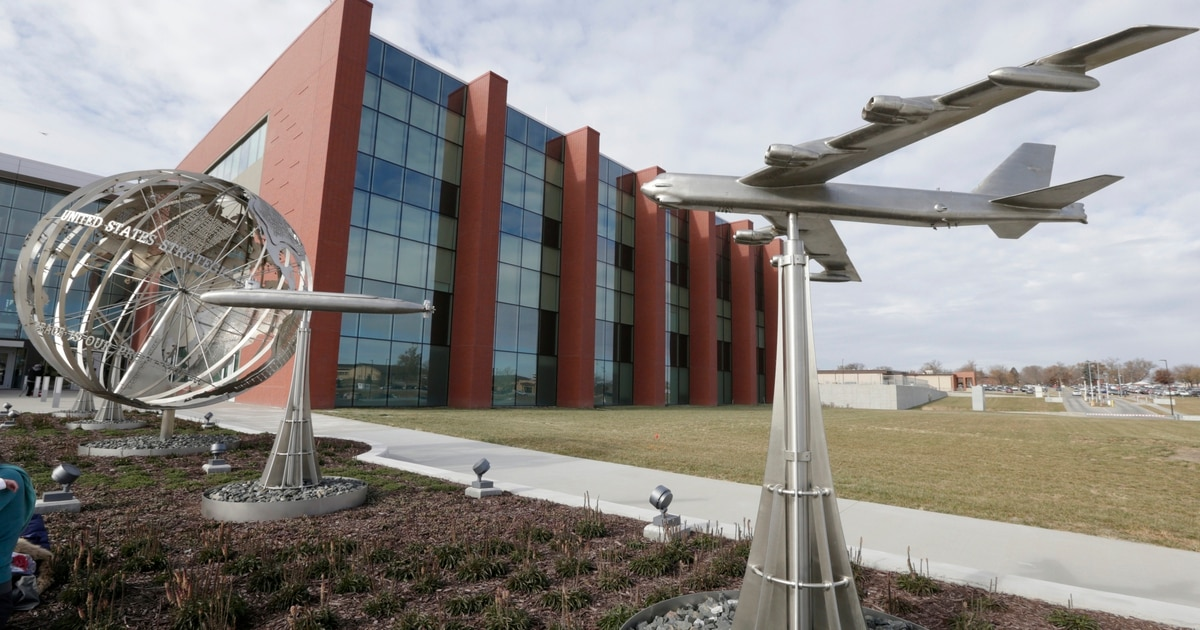 Military dedicates new headquarters for Strategic Command's nuclear control unit at Offutt