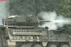 Upgunned Stryker in Europe to help shape future infantry lethality