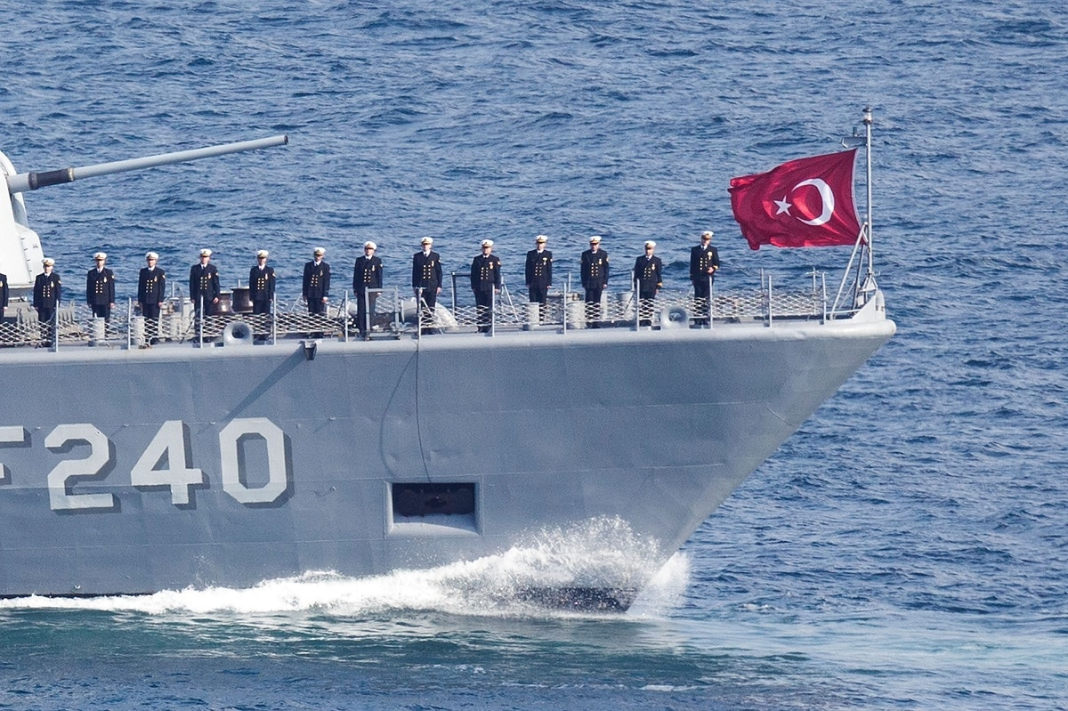 Turkish shipyards join forces to develop first locally made ship ...