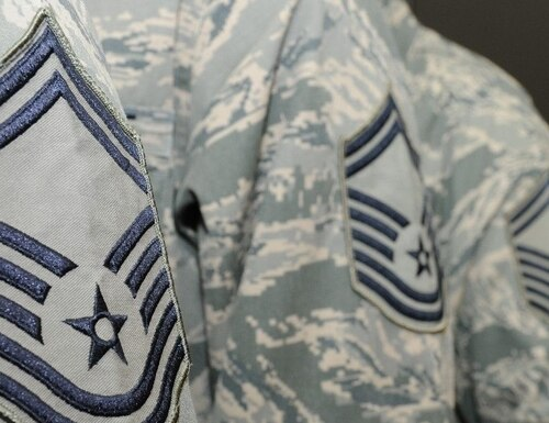 The Air Force announced it has selected 291 enlisted airmen for supplemental promotion. (Kemberly Groue/Air Force)