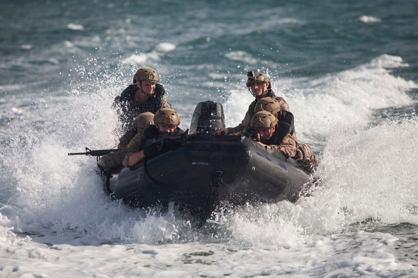Manpower issues are also coupled with high attrition rates and lower attendance rates at the Basic Reconnaissance Course. (Cpl. Jesus Sepulveda Torres/Marine Corps)