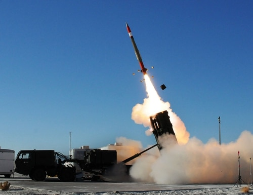 Lockheed Martin has bid on Germany's effort for a new version of the MEADS air defense system. (John Hamilton/White Sands Missile Range)
