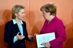 German defense budget angers critics — including the defense minister