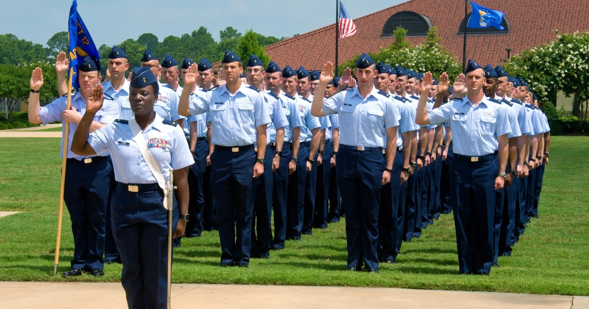 Become An Officer In 14 Days Air Force To Test Accelerated