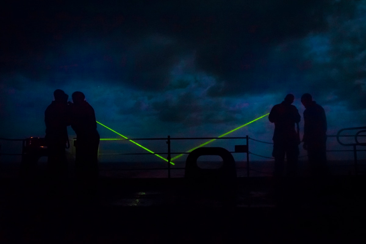 Why DARPA thinks air assets will be the last to get laser