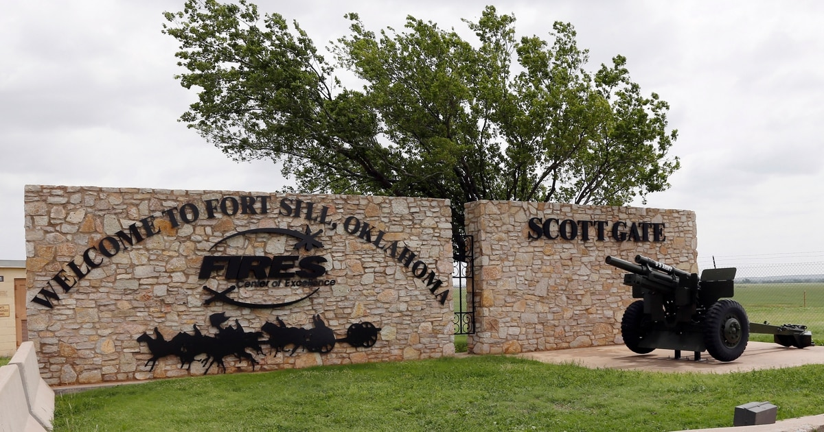 Fort Sill instructors suspended after trainee alleges sexual assault