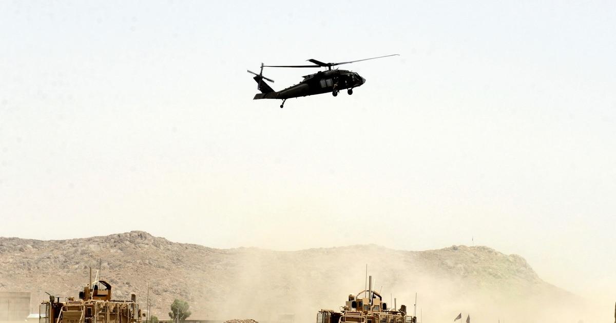 Two U.S. troops die in combat in Afghanistan