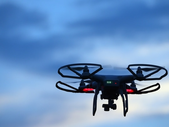 The DoD IG is expanding an audit of drone cybersecurity to include other commercial devices. (Bruce Bennett/Getty Images)