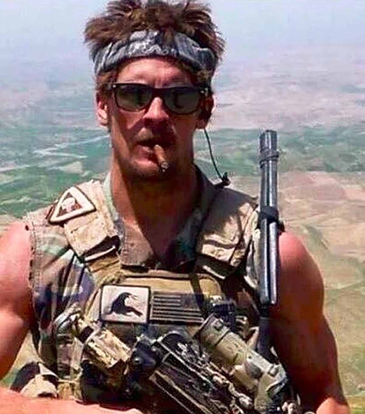 Slain Navy SEAL was a fearless combat hero who embraced ...