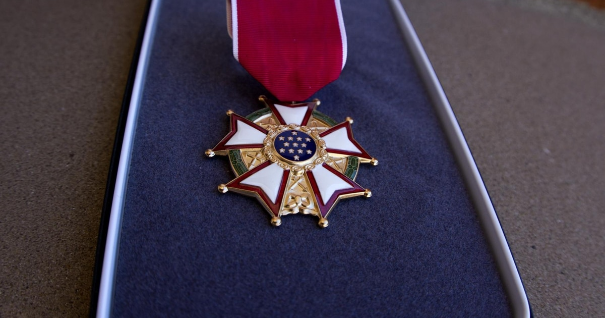 Army Updates Rules For Awarding The Legion Of Merit