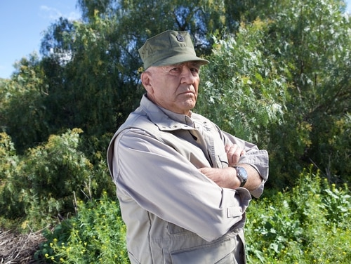 R. Lee Ermey died April 15 from complications from pneumonia. He was 74.