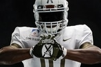 West Point honors 10th Mountain Division with Army-Navy game uniforms