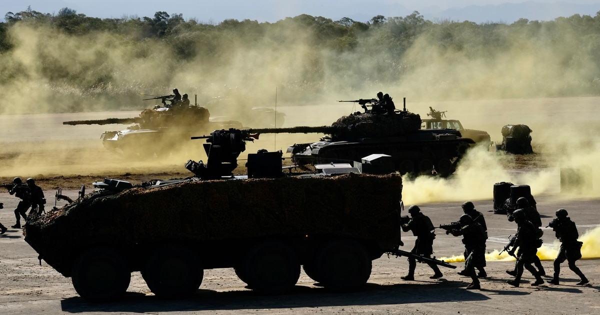 Taiwan unveils Army restructure aimed at decentralizing military
