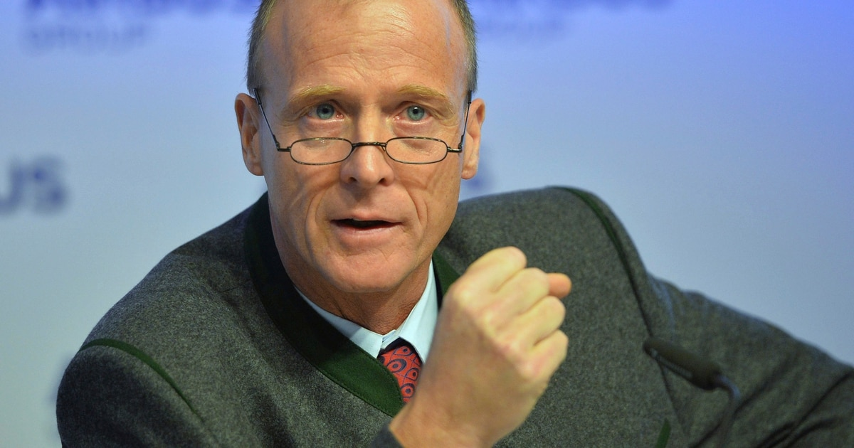 Airbus Ceo To Step Down After Contract Ends Coo On The Way Out