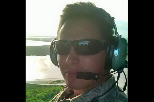 Tech. Sgt. Michael Morris, of the 31st Aircraft Maintenance Squadron at Aviano Air Base, Italy, died Jan. 12. Morris had tested positive for COVID-19, and the Air Force is investigating whether the disease killed him. (Courtesy of Morris family)