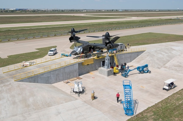 Bell Helicopter is nearing first flight for the V-280 Valor, its newest tiltrotor helicopter. Bell is developing the Valor as part of the Army's program to develop a future medium-lift helicopter to replace its fleet of Black Hawks. Bell is building and testing the Valor at its Amarillo, Texas, production facility.