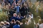 White House praises McMaster on his last day