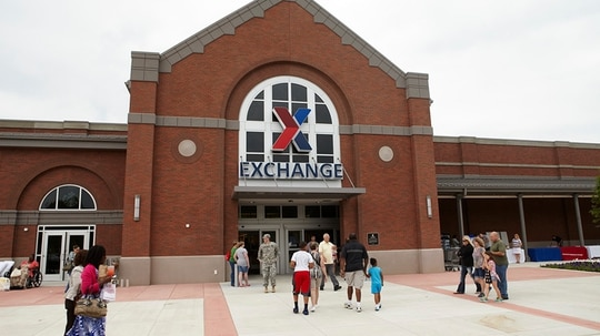 DoD is moving to give exchange privileges to DoD civilians. (AAFES)