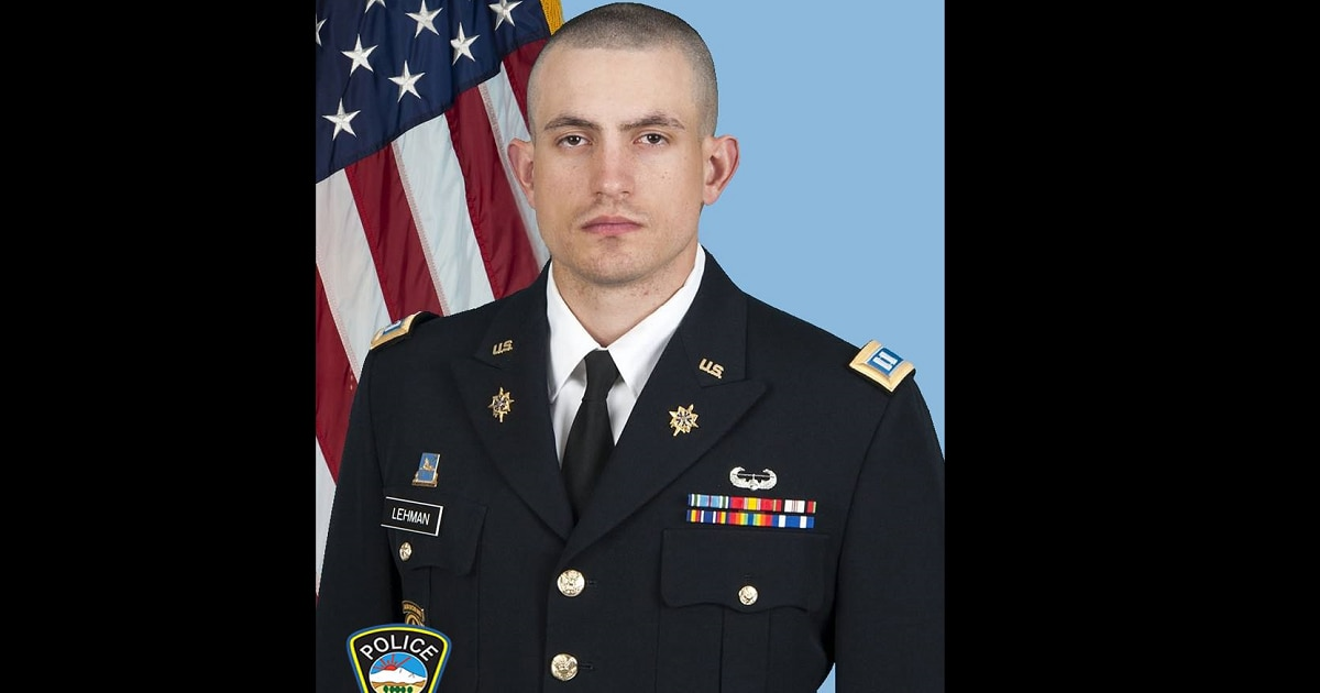 4292e885 Army captain shot and killed in Colorado Springs, police seek help